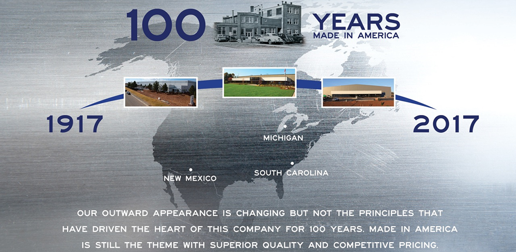 Stanco Metal 100 Years