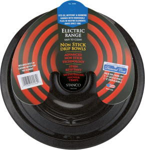 Bulk Replacement Stove Top Drip Pans And Bowls
